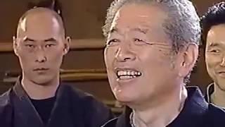 伝説の武道家 武神館宗家 初見良昭 前編 thumbnail