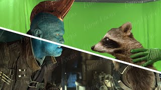 Amazing Before & After Hollywood VFX - Part 4