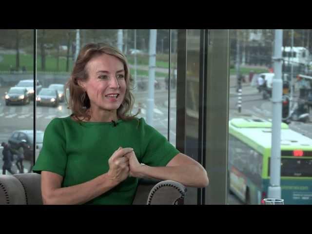 Frenk van der Linden interviewt Heleen Mees