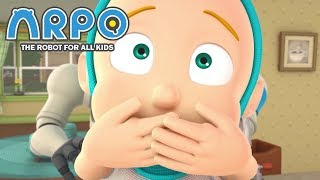 ARPO The Robot For All Kids - Funny Tummy | Compilation | Cartoon for Kids Video