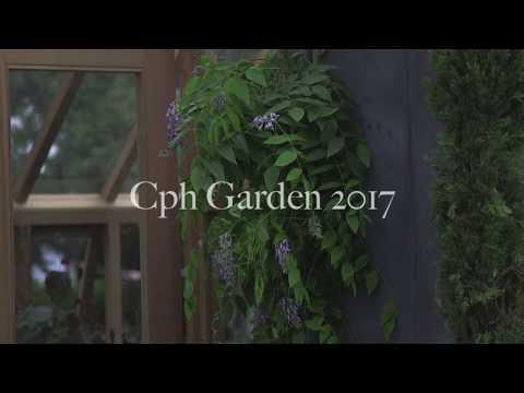 Cph Garden 2017 - the winning show garden - vinnande idéträdgård
