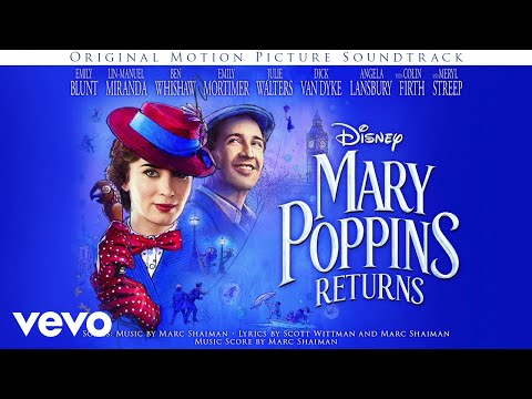 "A Cover Is Not the Book (From ""Mary Poppins Returns""/Audio Only)"