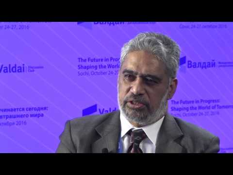 C. Raja Mohan on India's Central Asia Strategy