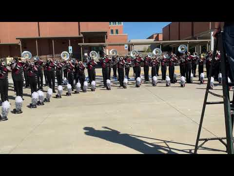 Wando High School Marching Band (shotgun)