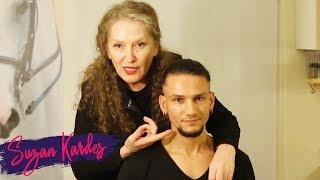 Erkek Saç Kesimi Püf Noktası   Kaçın Suzan Geliyor 18