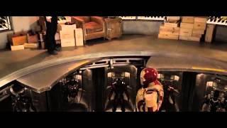 Железный человек 3 - Трейлер №2 (дублированный) 720p