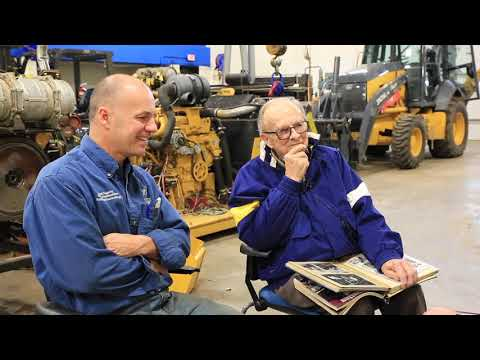 History of Dakota County Technical College: Heavy Construction Equipment Technology Program