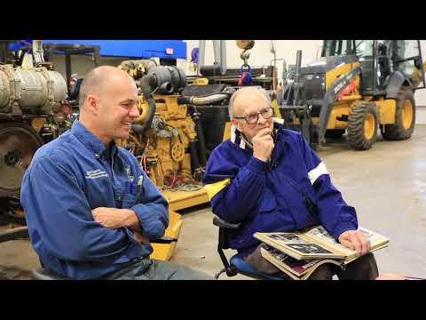 History of Dakota County Technical College: Heavy Construction Equipment Technology Program