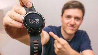 ¿El smartwatch ideal para deporte? | Xiaomi Amazfit Pace (review)