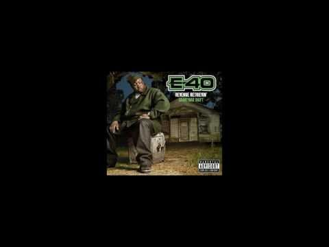 Yankin' E-40 Ft. Hot Of The DB'z And Laroo T.H.H. Revenue Retrievin' Graveyard Shift Album