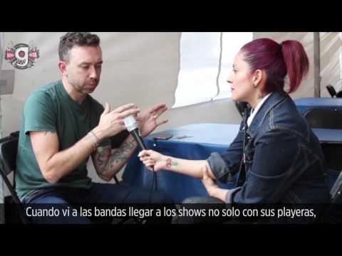 Entrevista con Tim Mcllrath de Rise Against