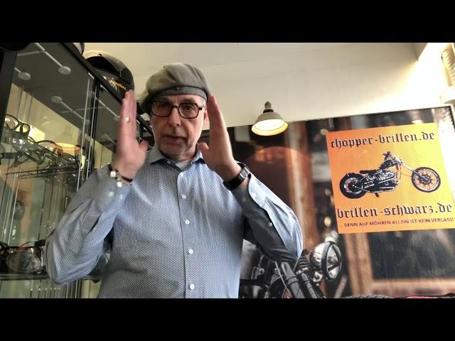 Bikerbrillen bzw. Chopperbrillen Tips  8 - Strass für die Biker'in