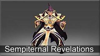 Dota 2 Items : Invoker - Sempiternal Revelations