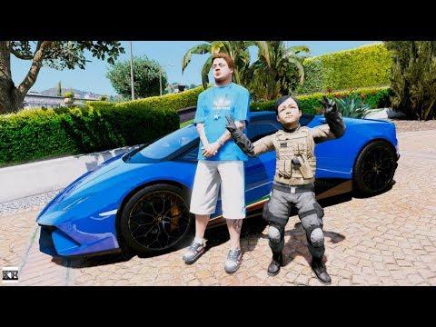 GTA 5 JIMMY REAL LIFE MOD #1