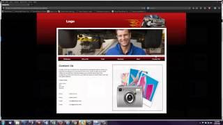 Template Gallery (WebEasy Pro 10)