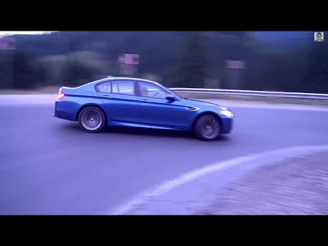 REVIEW BMW M5 F10 2012 www.buhnici.ro
