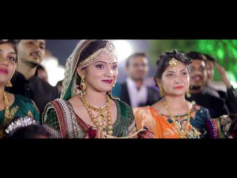 KISHAN & SONAL WEDDING(SHORT FILM) 12-12-2017.(stories by candid photo)