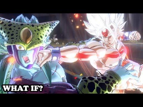 CELL RETURNS IN THE TOURNAMENT OF POWER! Goku Omni God Kaioken X100 VS Golden Cell SSJ4 God - DB XV2