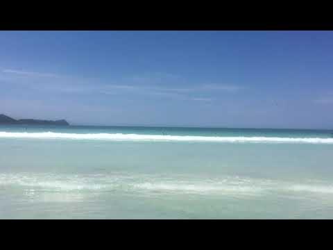 LIXO NA PRAIA EM CABO FRIO - salve a vida marinha