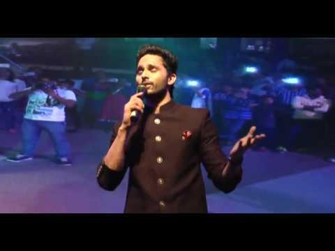 Meet jain live at Gandhinagar Mahatma Mandir Convention Hall (2016)