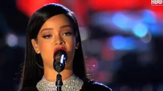 Rihanna - Stay Live (At The Concert For Valor)