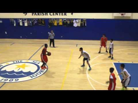 Star of the Sea vs Kipp Bayview Academy - 7th Grade Boys - 2013 CYO Basketball