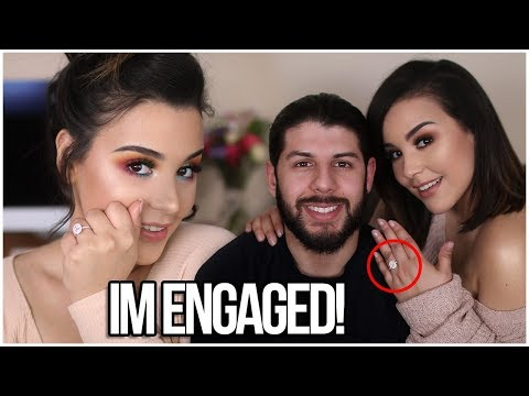 Chit Chat GRWM   I'M ENGAGED! Proposal + LIFE UPDATE  MakeupByAmarie from YouTube · Duration:  23 minutes 24 seconds