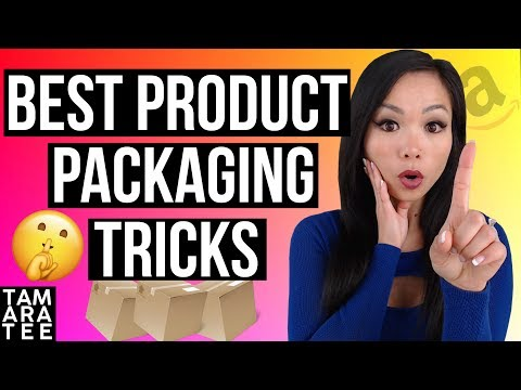 How To Package Items For Amazon FBA | Lower Your Fees & Save Time!