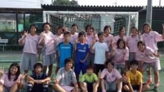 2013日本体育大学女子サッカー部