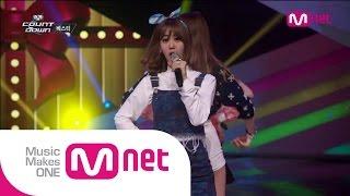 Mnet [엠카운트다운] Ep.384 : 베스티(BESTie) - Thank u very much@MCOUNTDOWN_140710
