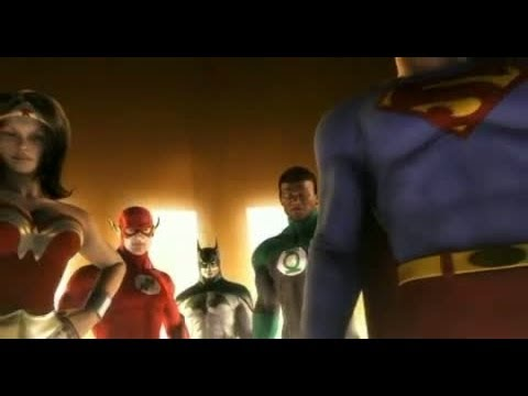 Justice League Heroes Videogame - Available Now