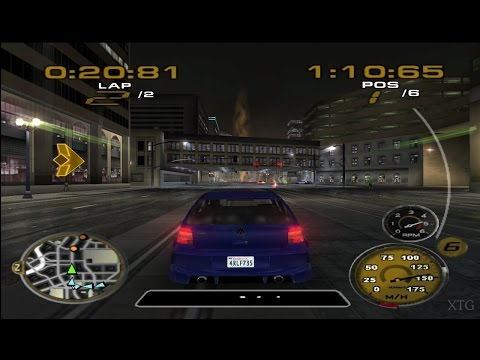 Midnight Club 3: DUB Edition Remix PS2 Gameplay HD (PCSX2)