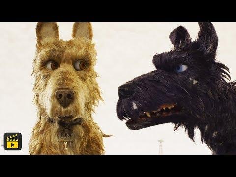 трейлер Острів собак (2018) українською