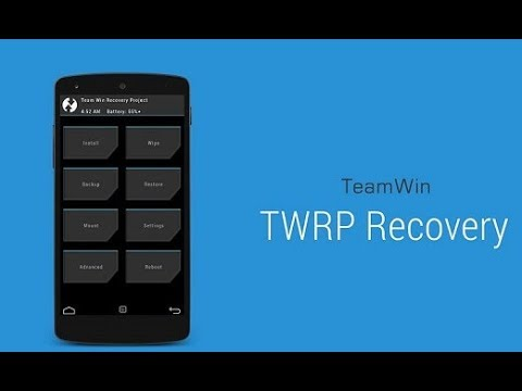 HOW TO MAKE TWRP CUSTOM RECOVERY FOR ANY MTK DEVICE by Kabanga