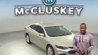 A99341GP Used 2016 Chevrolet Malibu LT FWD 4D Sedan Test Drive, Review, For Sale -