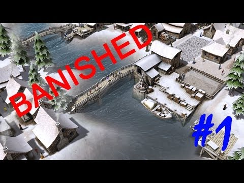 Banished #1 - Chewsville is born