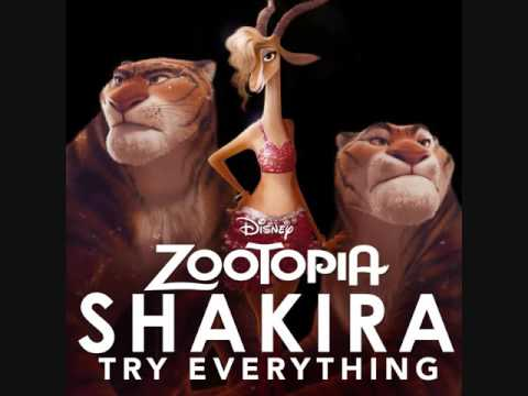 Try Everything (End Credits Version)