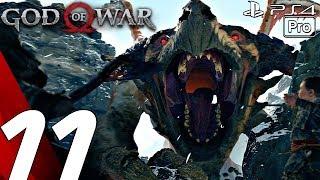 GOD OF WAR 4 - Gameplay Walkthrough Part 11 - Dragon Boss Fight (PS4 PRO)