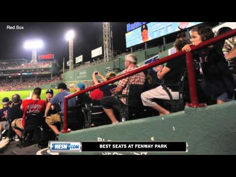 The Best Seats In Fenway Park