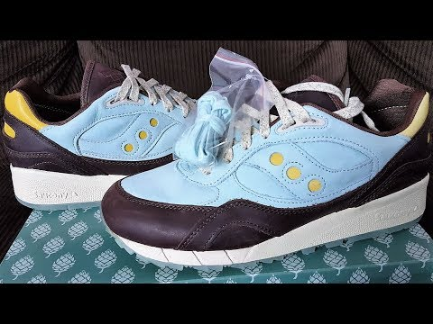 separation shoes 576bd a0a1b Only 500 Pairs Of This Shoe Were Made! Saucony Shadow 6000 SL Oktoberfest  Review!
