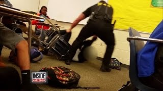 Inside Look at Cop Who Apparently Slammed High School Student to Ground