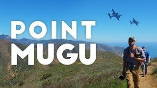 Point Mugu and Malibu | Hiking near LA 4K