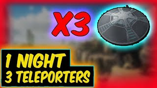 DESTROYING 3 TELEPORTERS !!!!!!!!!! | Hydra | Ark Official PvP