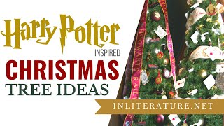 Harry Potter Inspired Christmas Tree Ideas | In Literature