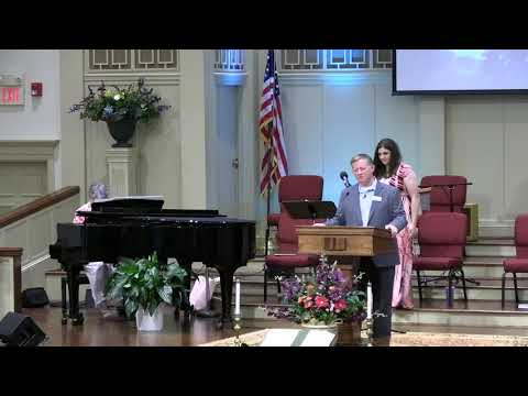 September 6, 2020 Service at First Baptist Thomson, Streaming License 201531172