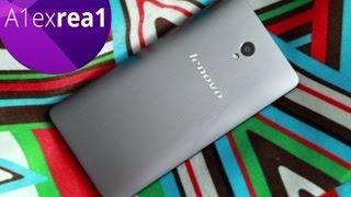 Lenovo S860 стильный и живучий смартфон на mtk 6582 распаковка и первый взгляд review