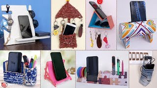 Creative Mobile Stand Ideas !!! 10 Mobile Holder