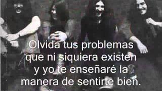 Black Sabbath - The thrill of it all (Subtítulos en español)