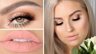 My Birthday Makeup! ♡ Get Ready With Me 2016