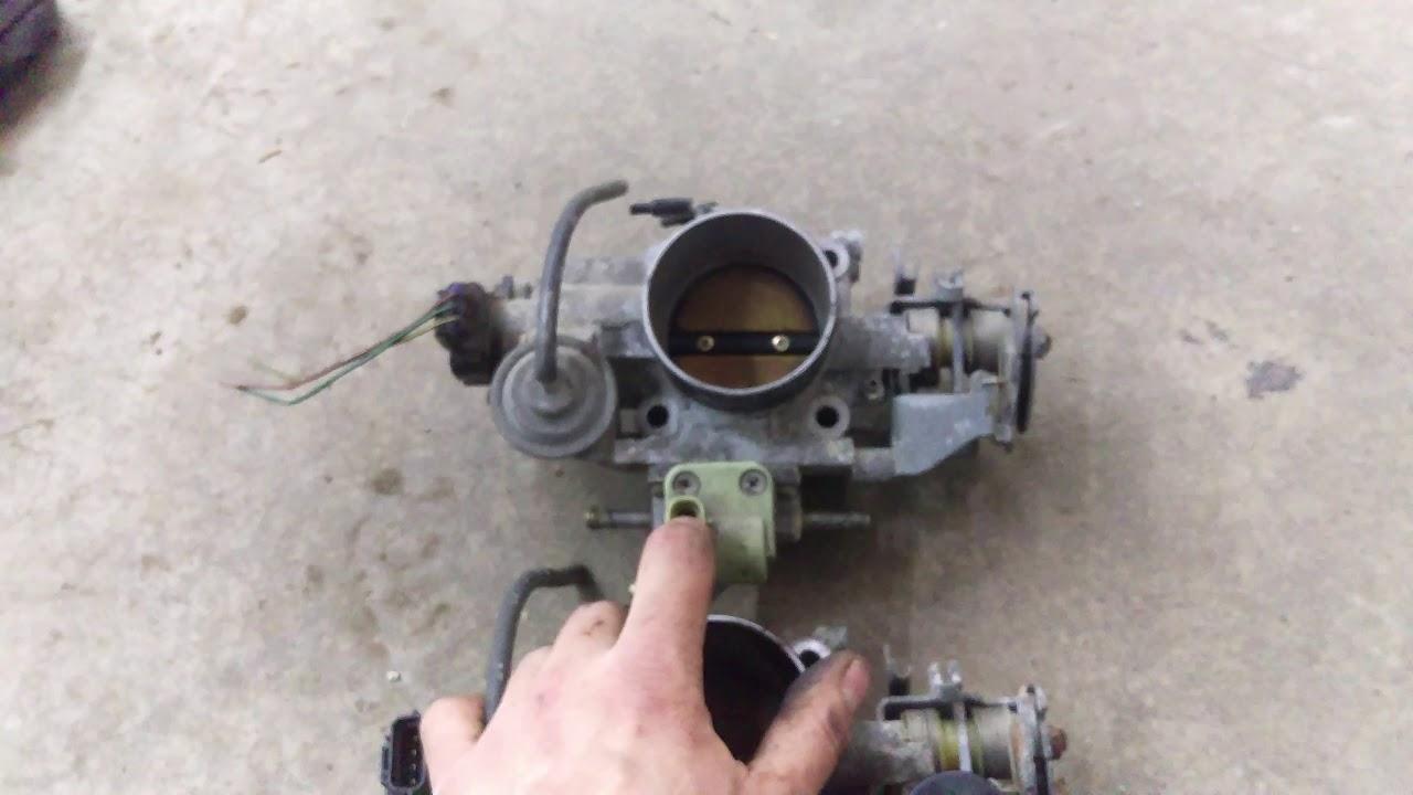 Toyota T100 Part 21 - 97-98 ECU Conversion Upgrade Throttle Body Swap